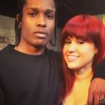 A$AP Rocky x Marisa Mendez