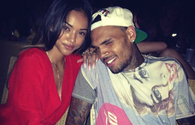 LIT_Chris Brown x Karrueche