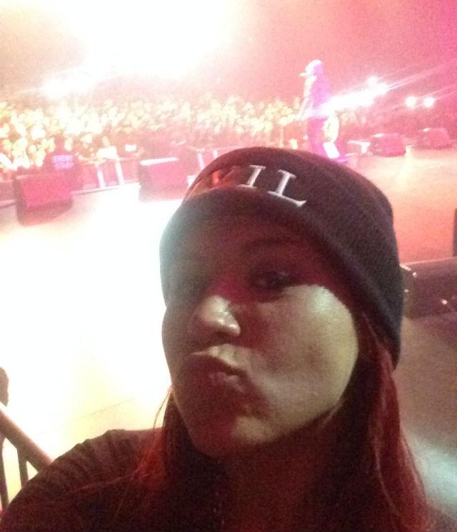 LIT_Concert selfie