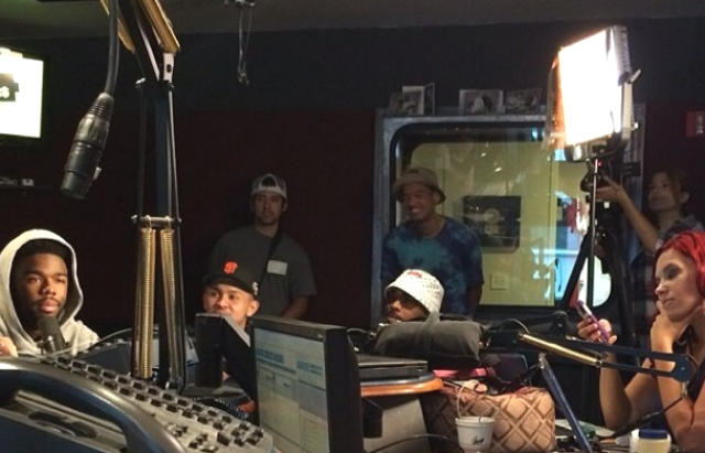 HBK at Hot 97