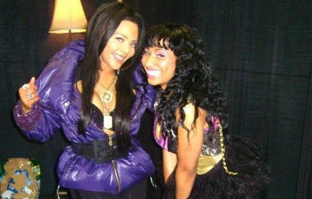 LIT_Lil Kim x Nicki Minaj