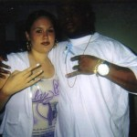 Me and Freekey Zekey at Juelz's baby shower in 2003
