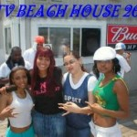 LOL! MTV Hamptons Beach House in 2003 with LaLa, Maxine and Karen Civil