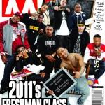 XXL Freshmen 2011 class