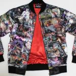 Kinship x Dip Set x bomber jacket
