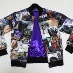Kinship x Bad Boy x bomber jacket