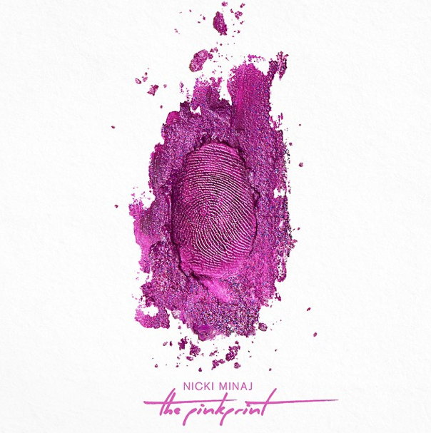 The Pinkprint cover_LifeIsTremendez