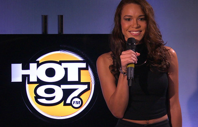 Megan Ryte x Hot 97