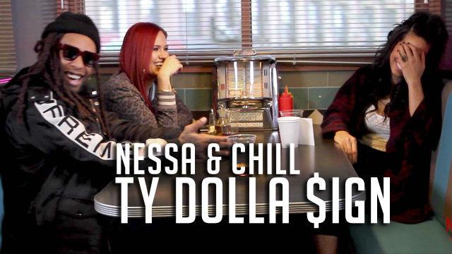 Nessa & Chill ty