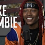 (Video) Mike Zombie on Ebro In The Morning