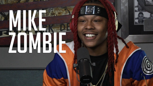 MIKE ZOMBIE